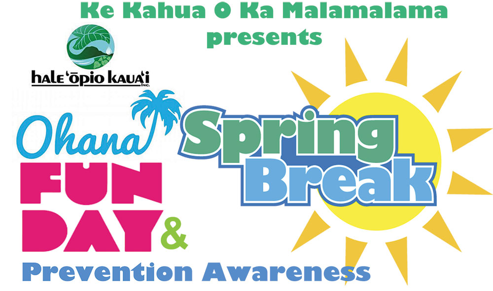 Ohana Fun Day & Prevention Awareness