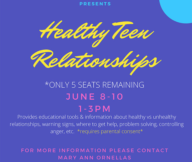 Healthy Teen Relationships 2021